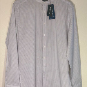 NWT! Kenneth Cole New York Men's LS Shirt